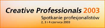 Creative Professionals 2003